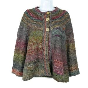 One Girl Who Bell Sleeve Cardigan Sweater